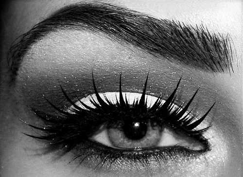 brows, eye, lashes and makeup