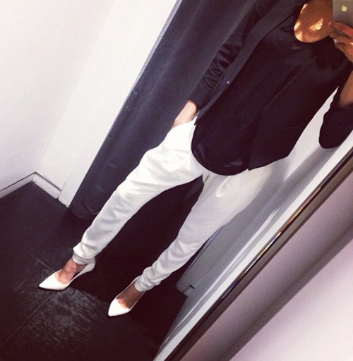 black and white, fashion, shoes and style