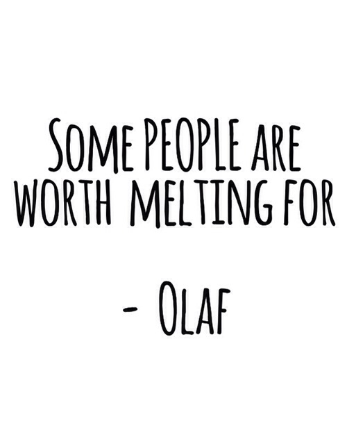 some people are worth melting for -olaf - image #1629605 by Voron777 ...