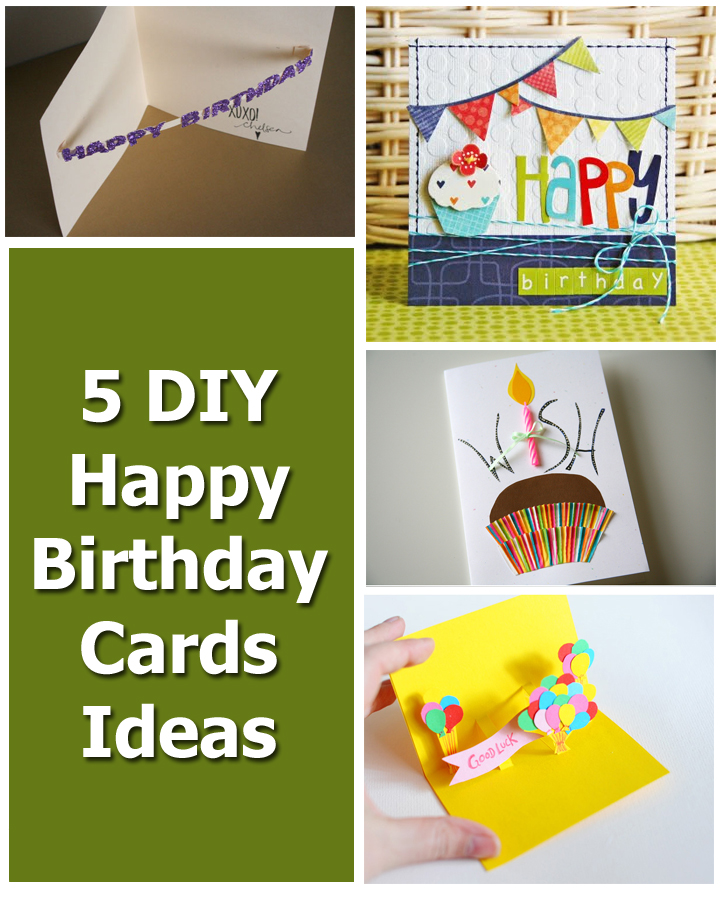 Happy Birthday Cards For Friends Diy Original Size Of Image Favim