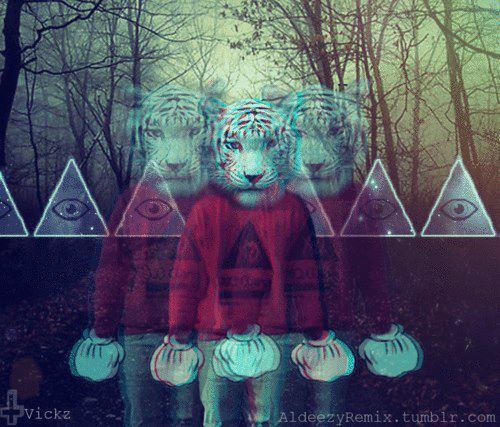 acid effects - image #1651855 by aaron_s on Favim com