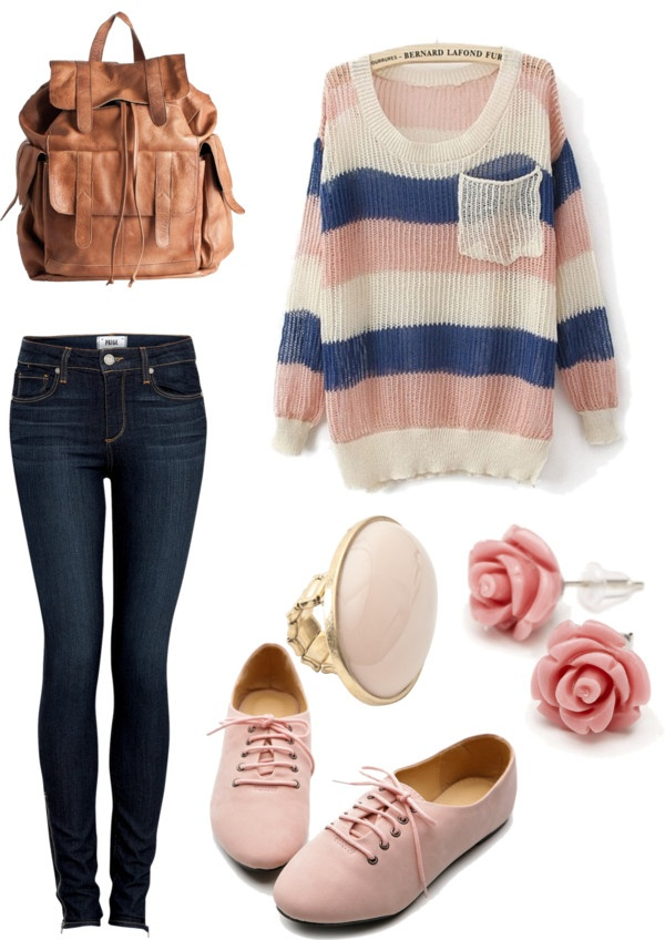24 Great Back To School Outfit Ideas Image 1652464 By