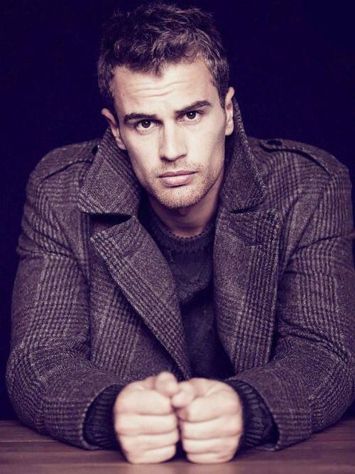 divergent, four, hot and james
