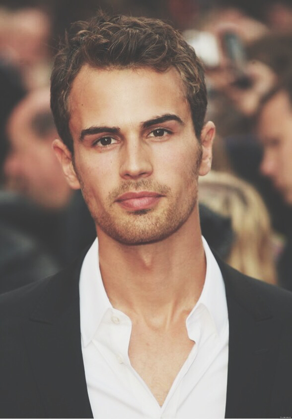 divergent, four, james and perfect