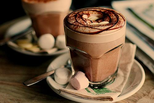 chocolate, coffee, fashion, girl, lifestyle, starbucks, style, vintage