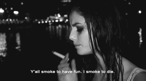 Looking For Alaska Smoke: Via Tumblr - Image #1686776 By Patrisha On