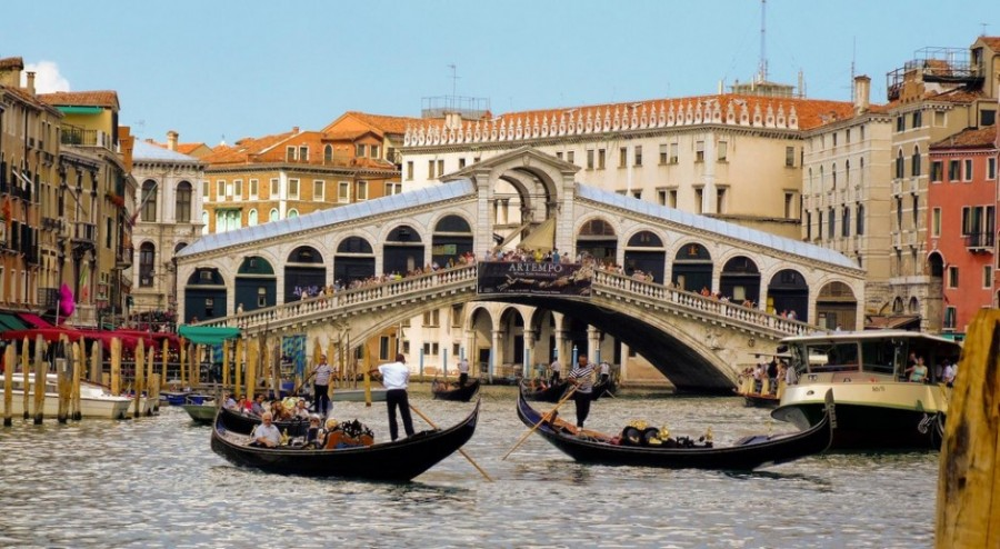grand canal, italy, travel and traveling