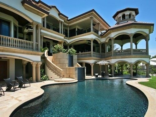 Mansion image 1755524 by marky on for Beautiful rich houses