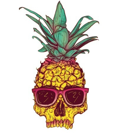 Pineapple♥ - image #1890634 by saaabrina on Favim.com