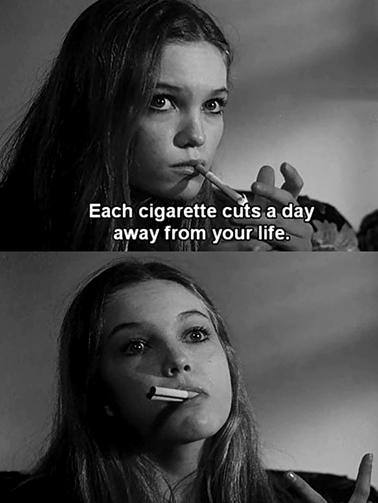 white, love, smoke, life, girl, cigarette, awesome, funny, nice, want, woman, cool, grey, two, black, smoking, cherry valence