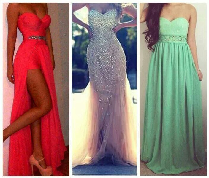 elegant, like it, long dresses and party
