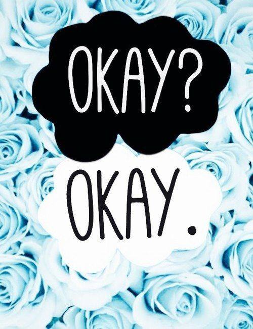Okay Okay Wallpaper okay | via Tumblr - im...