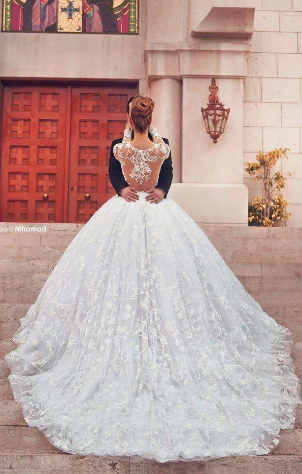 backless, couple, fashion and gown