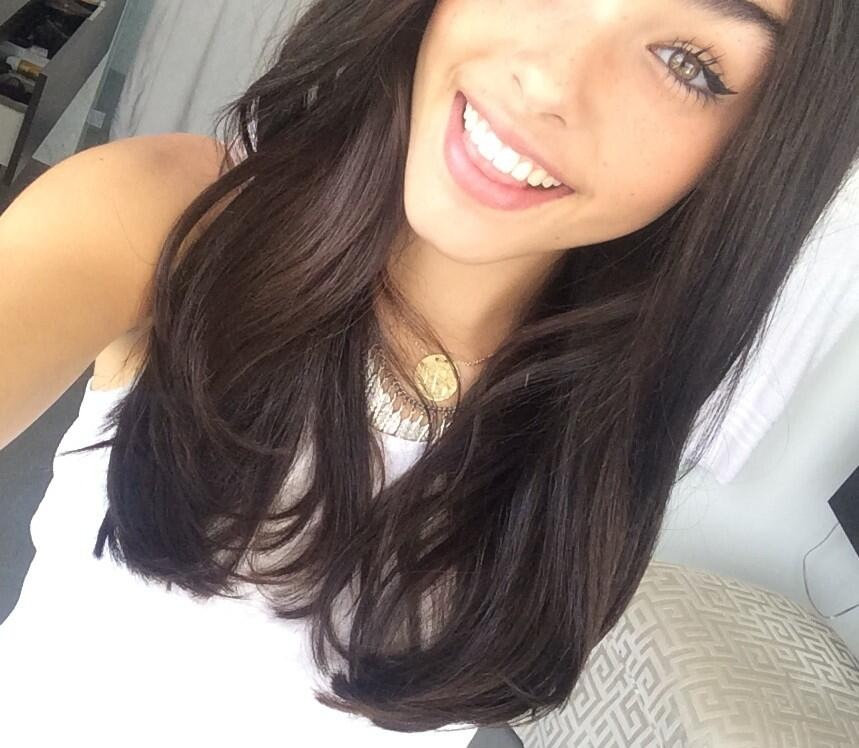cute, elle, smile and madison beer