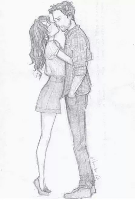 Niederlande Infos Pictures Of Drawing Of Cute Couple Kissing