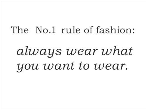 Always Chic Cly Fashion Lady Love Model Quote