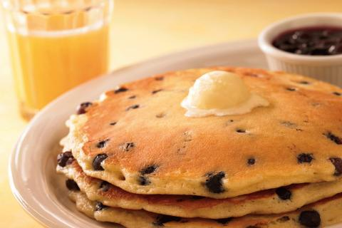 delicious, food, jam and pancakes