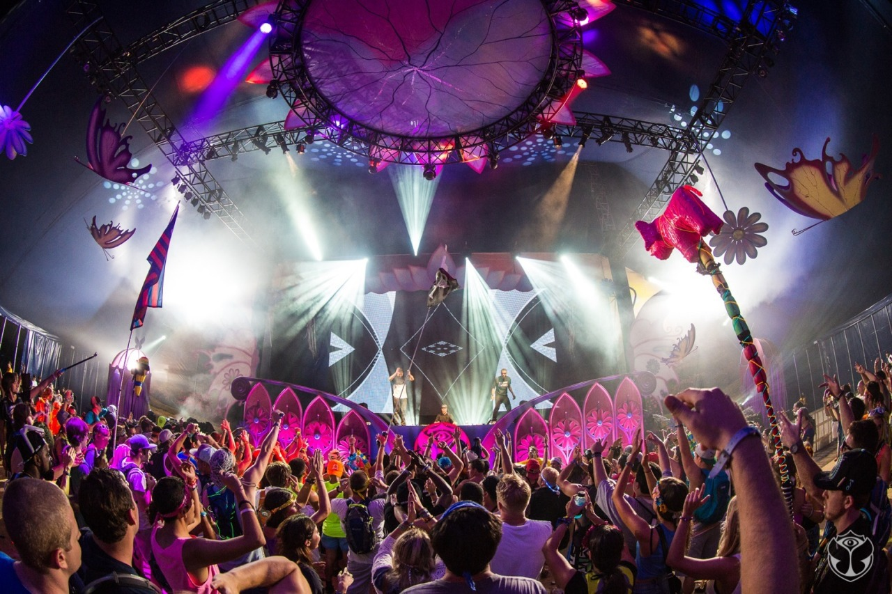 crazy, fun, production, stages, tomorrowworld