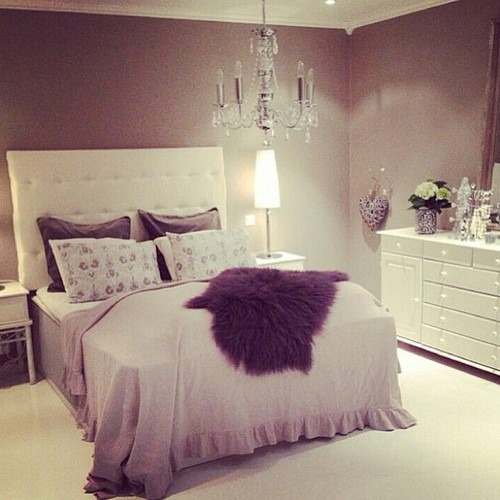 Untitled via tumblr image 2294534 by lauralai on for Purple bedroom ideas tumblr