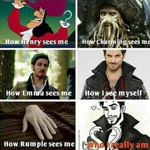 funny, hook and ouat