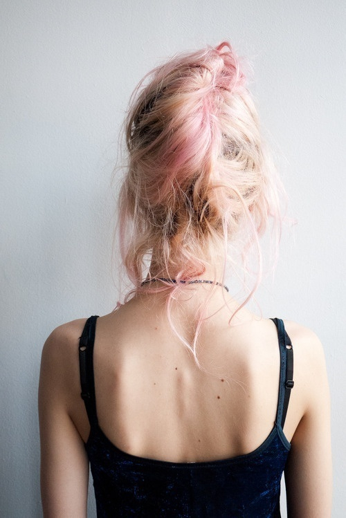 boho, cute, girl, girly, grunge, hair, hippie, long, long hair, messy, messy bun, messy hair, pale, pastel, skinny, soft grunge, thin, thinspiration, thinspo, First Set on Favim.com