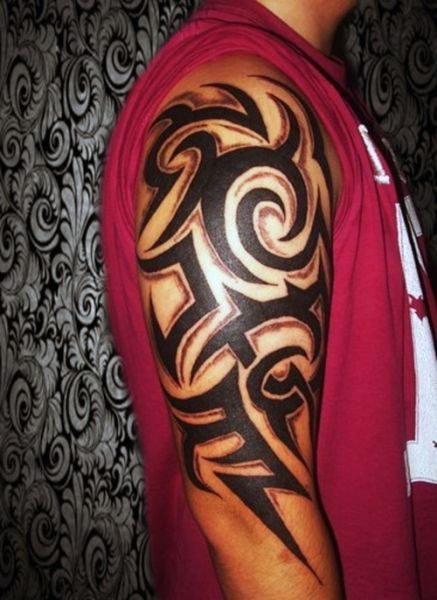 Tatuaże Na Ramie Tribal Image 2472794 By Tattooamazing On