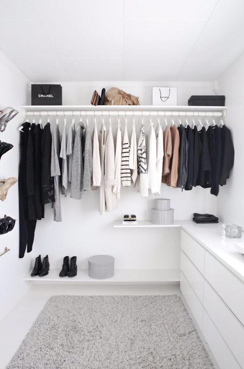 Simplifying your Closet: A Brief Guide