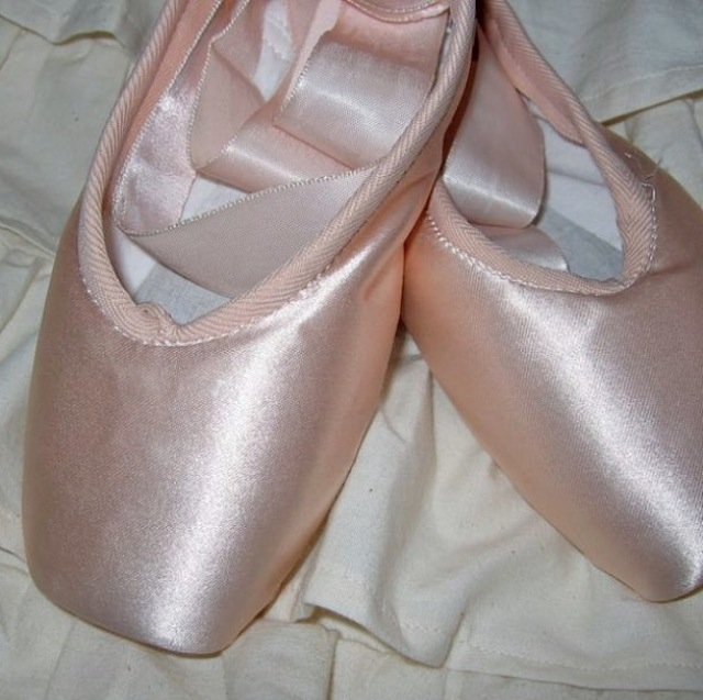 ballerina, ballet, grunge, hipster, indie, pale, pink, shoes, soft ...