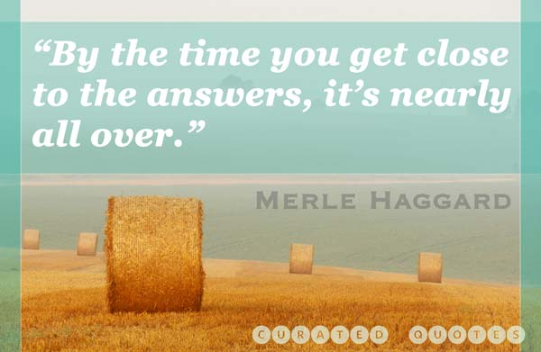 The 40 Best Quotes About Country Music - - image #2536634 by ...