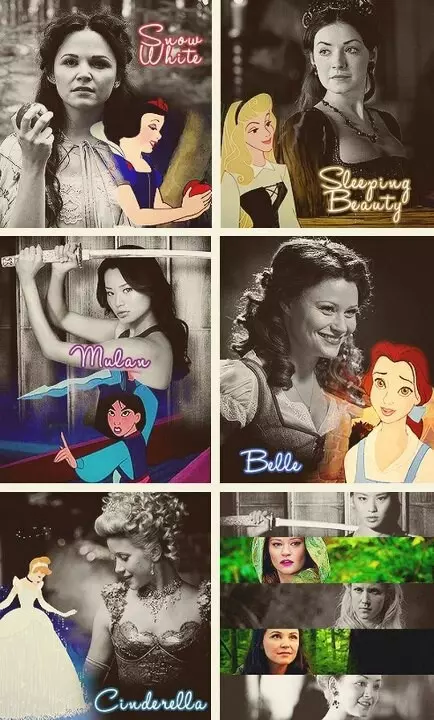 fairytale, once upon a time, princesses, story