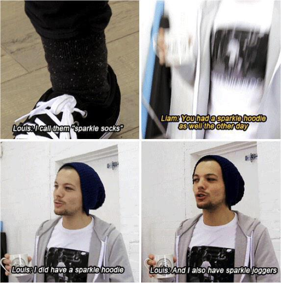 2013, beanie, extra, film, funny moments, liam payne, lilo, louis tomlinson, one direction, scenes, this is us, sparkle socks