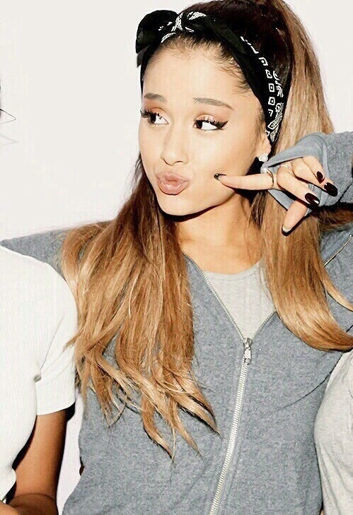ariana grande, cute, fashion, hair, love, makeup, style, sweet