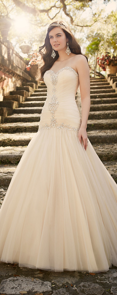 La collection de robe de mariée 2016 de printemps ブログバトン ...