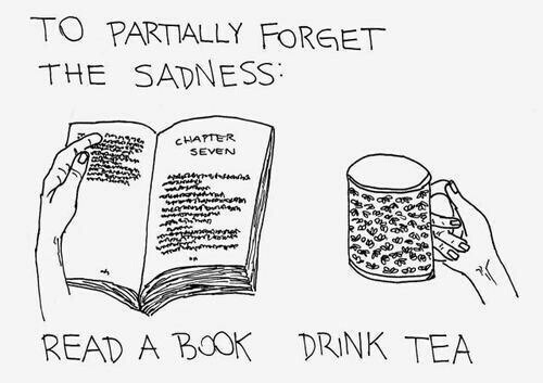 love, quote, read a book, sadness, this, twitter, drink tea