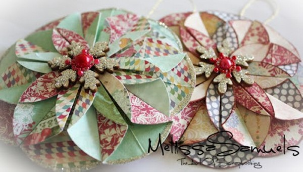 Elegant Flowers Made From Recycled Paper Recycled Things Image