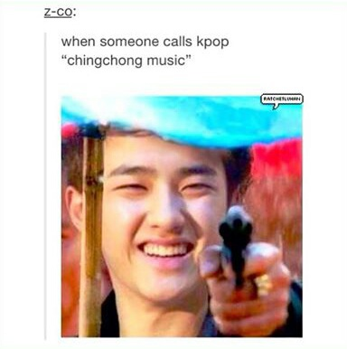 d.o, exo, funny and kpop