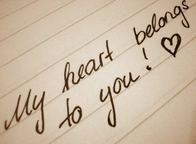 belongs, heart, quote, you