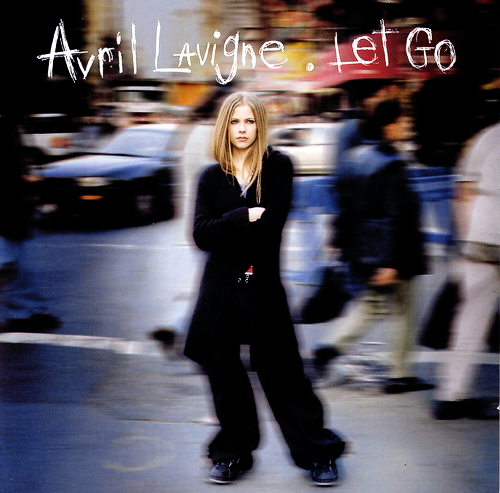 avril lavigne, let go, princess, rock, rock