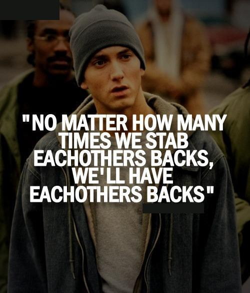 sad quotes from eminem quotesgram