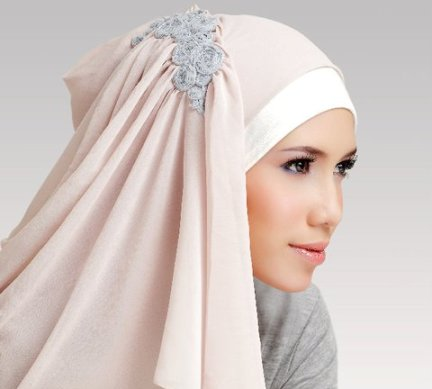 beautiful, muslim, girl, hijab