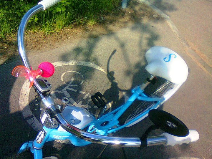 bike, schwinn, summer, blue, pink