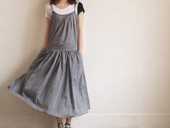 clothing, dress, sundress, top, simple
