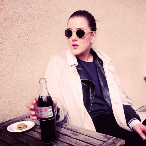 coca cola, girl, fashion