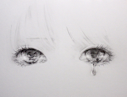 art, drawing, eyes