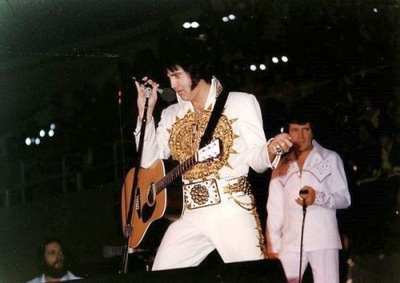elvis presley the talented die young