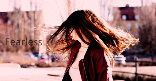 alone, fearless, freedom, girl, hair, happy