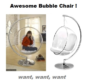bubble chair, chair, fun, funny, furniture, girl, heart, home, love, omg, round chair, want