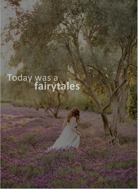 girl, tree, fairytale, flower, alone