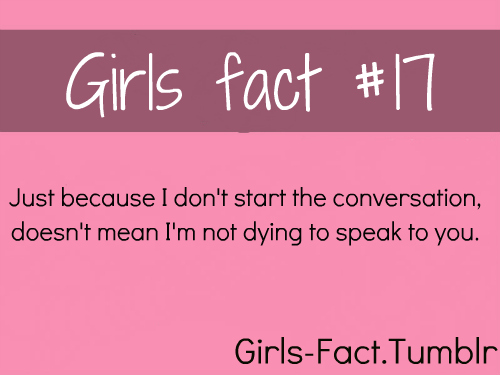 lol, girls, quote, funny, facts