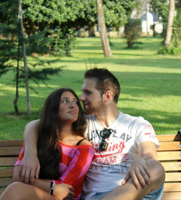 beautiful, couple, cute, love, summer